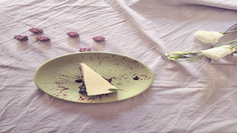 cheese cake borovnica food magic