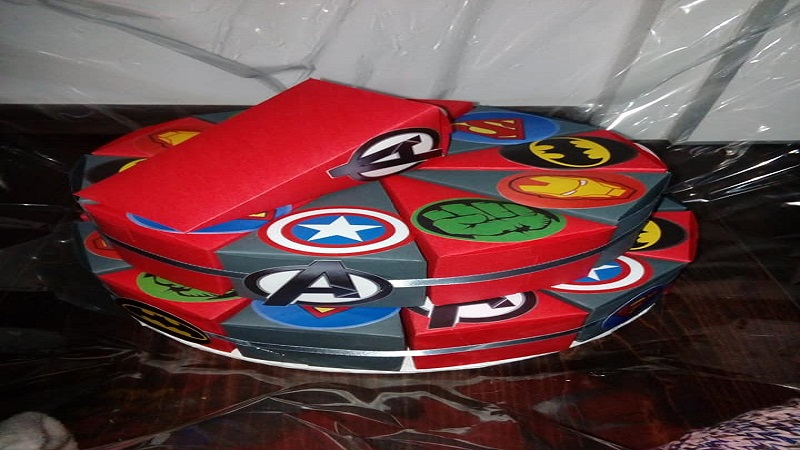 avengers torta sombor apatin