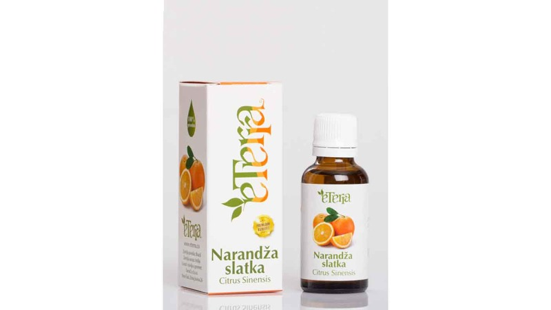 ulje slatke narandze eterra