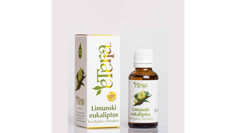 ulje limunski eukaliptus eterra
