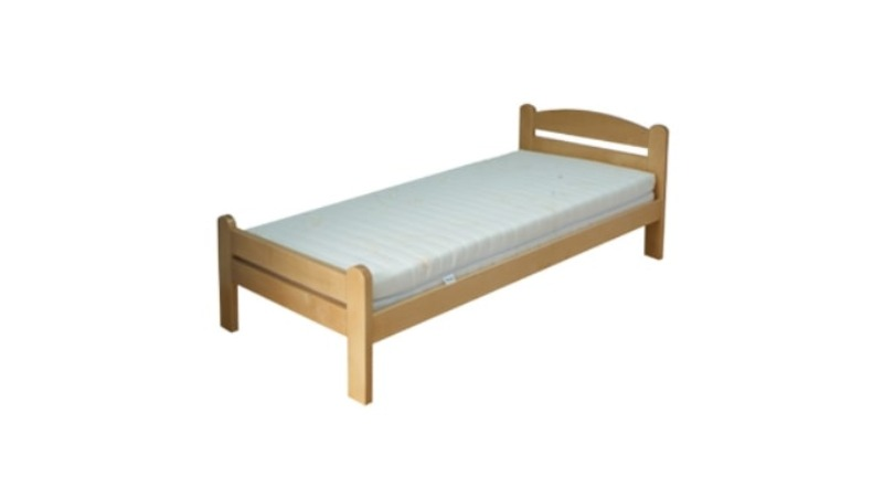 drveni krevet samac sognare