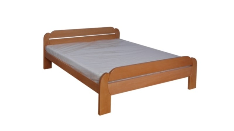 sognare drveni krevet violeta