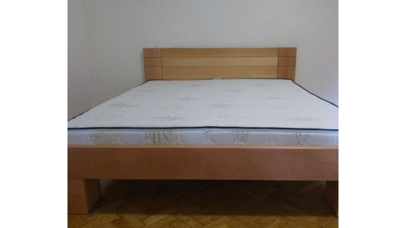 sognare drveni krevet kvadro