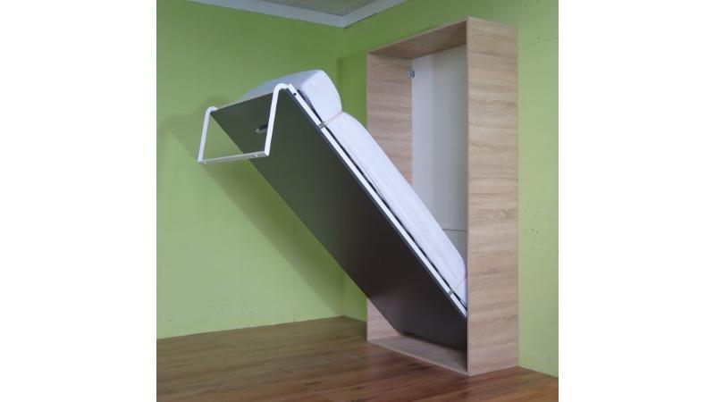 sognare drveni krevet zidni