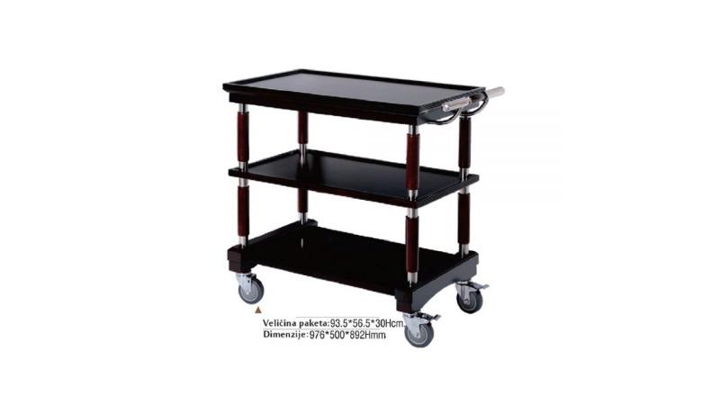 kolica za konobare sognare
