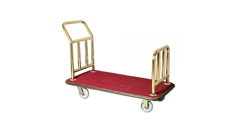 kolica za prtljag sognare