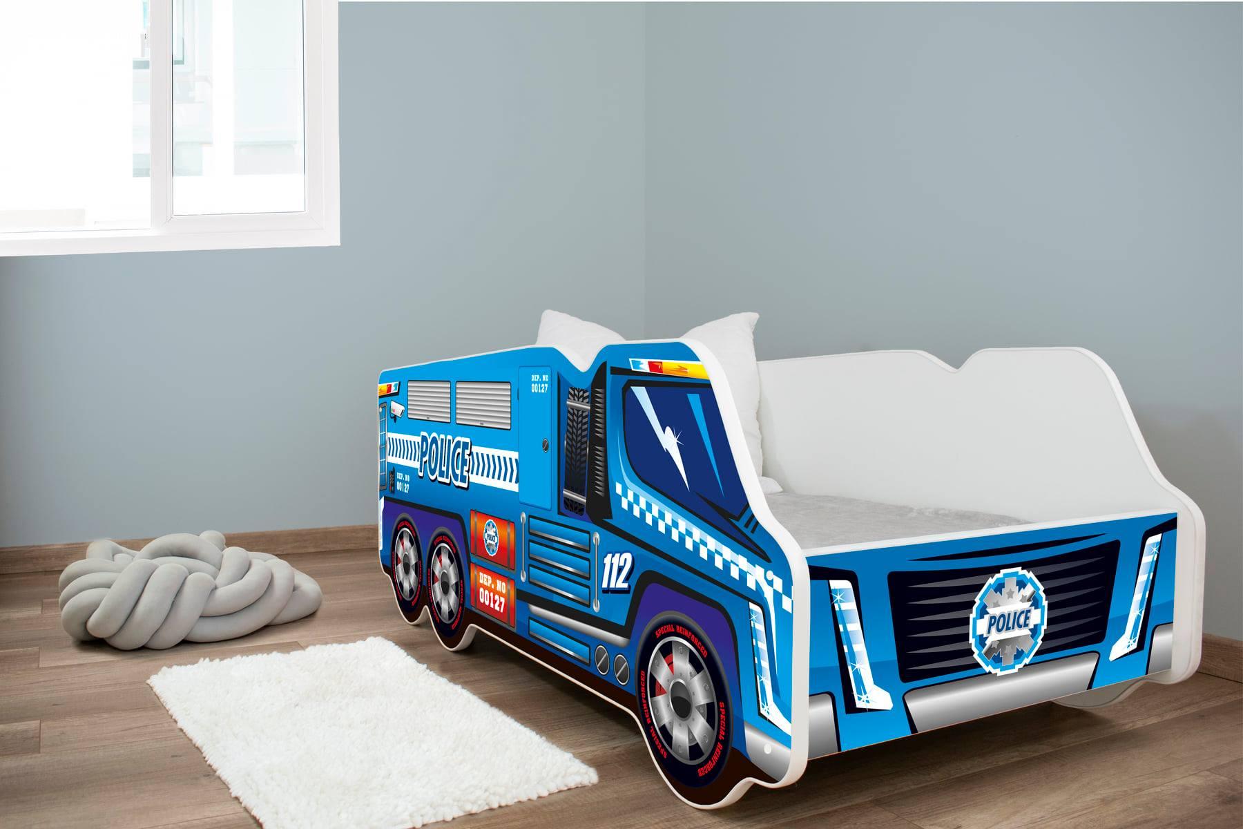 Dečiji krevet Truck