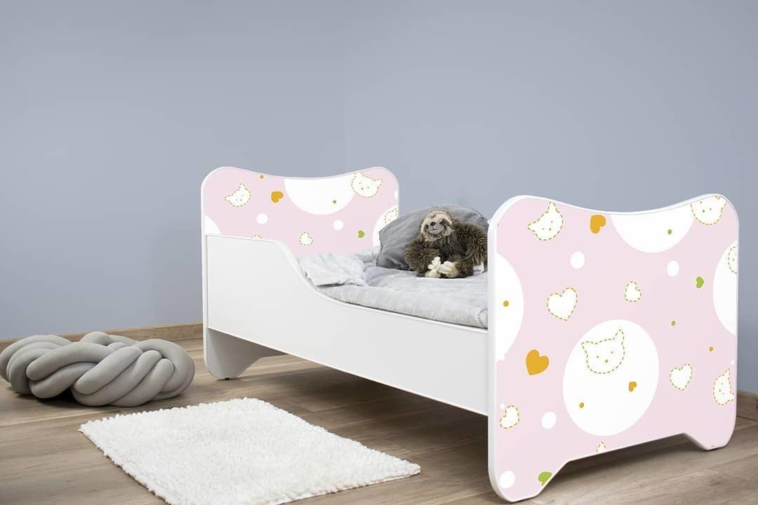Dečiji krevet Happy Kitty