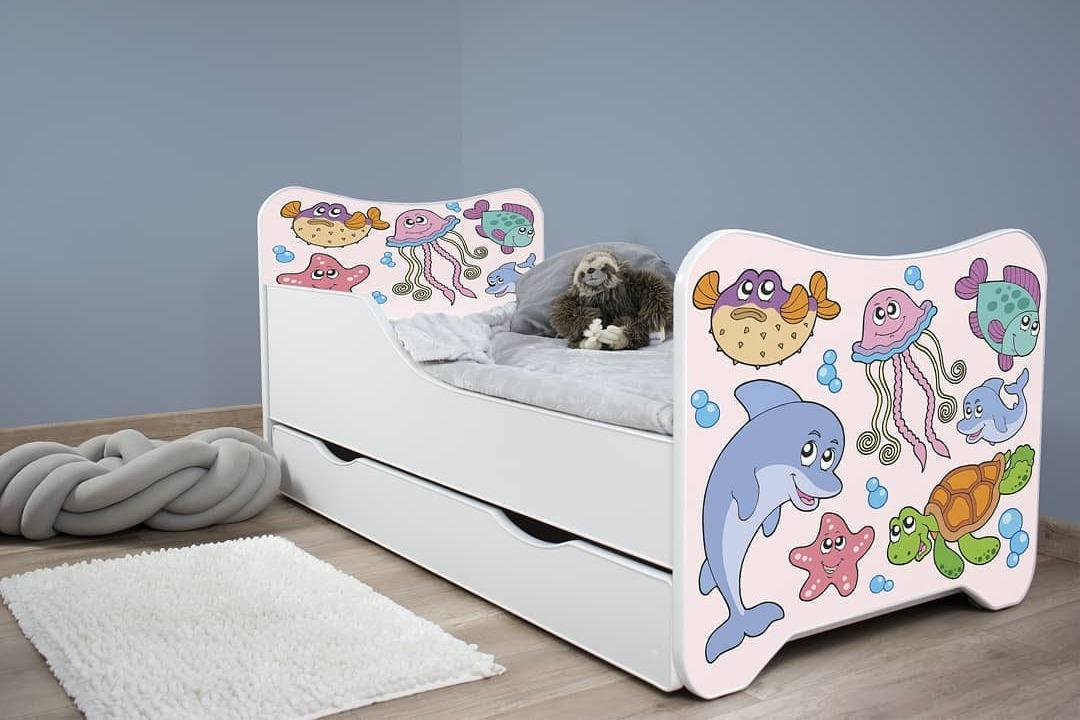 Dečiji krevet Fishes